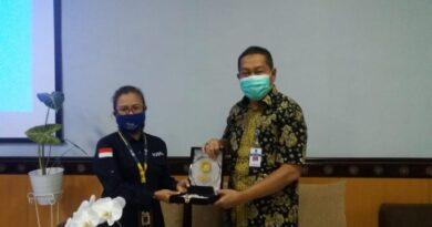 Kunjungan Kadis DPMPTSP NTB ke KKP Pratama Mataram Barat