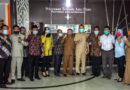 Menerima Kunjungan Komisi III DPRD Kabupaten Lombok TImur