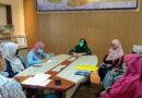 Menerima Kunjungan dari Perwakilan NTB Solution Centre