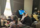 Kunjungan ke Kantor Bupati Lombok Timur