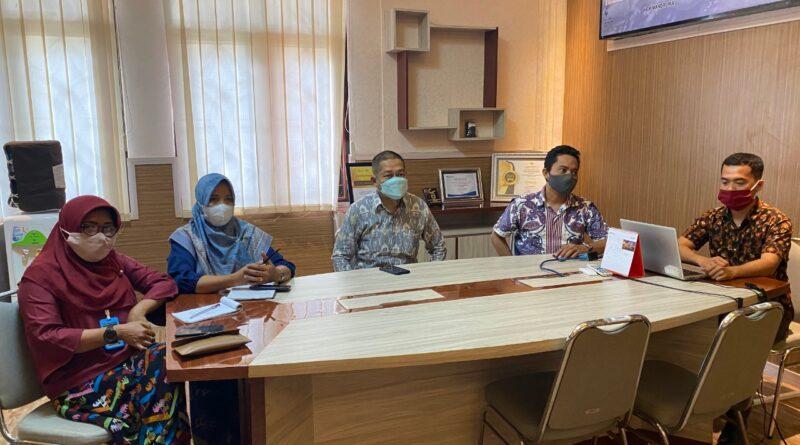 Mengikuti Undangan Zoom Meeting dari Sulawesi Tengah dalam acara Central Sulawesi Investment Webinar Forum (CSIWF)