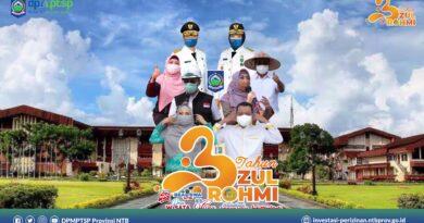 NTB Gemilang di depan Mata (Tiga Tahun Kepemimpinan Zul-Rohmi)