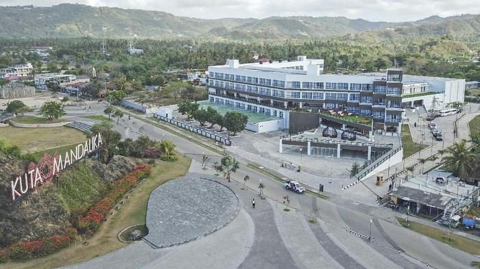 Sambut WSBK, 1.000 Kamar Hotel Disiapkan di KEK Mandalika